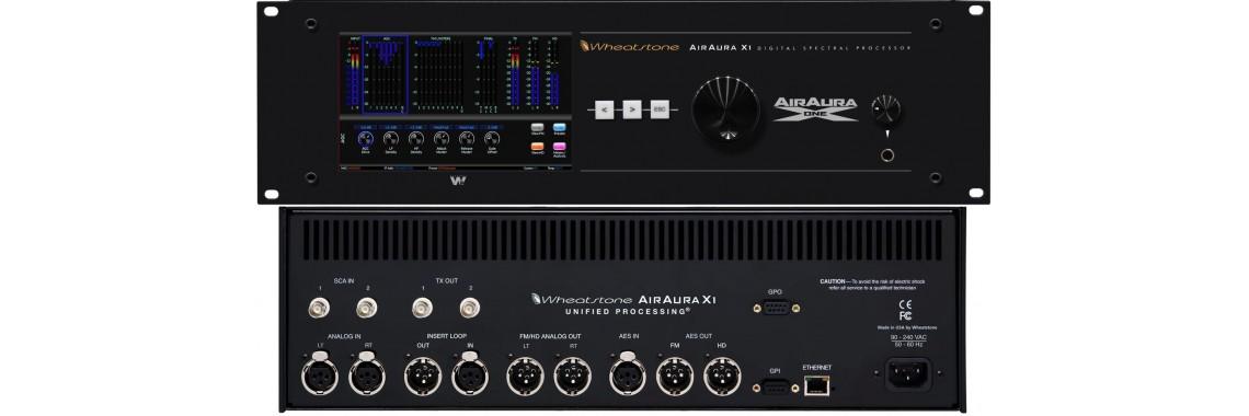 Wheatstone AirAura X1 Audio Processor