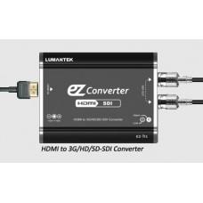 ez-hs2 ez-Converter HDMI / VGA to 3G/HD/SD-SDI Converter with Scaler