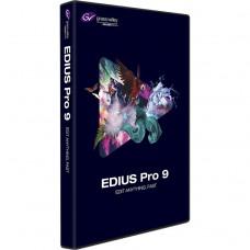 EDIUS Pro 9 (Ηλεκτρονική άδεια)