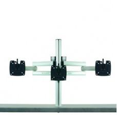 m!ka SET 5:    Triple Monitor Set aluminum